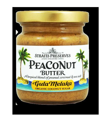 Peaconut Butter Gula Melaka